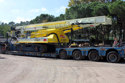 Ilmi delivered the most efficient large diameter DTH drilling machines to Finland